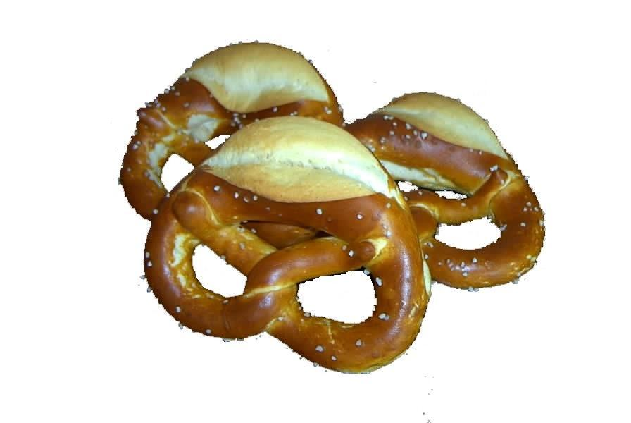 Mini-Laugenbrezel